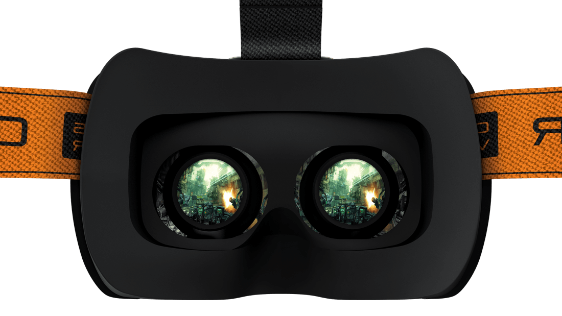 razer, virtual reality, vr, osvr