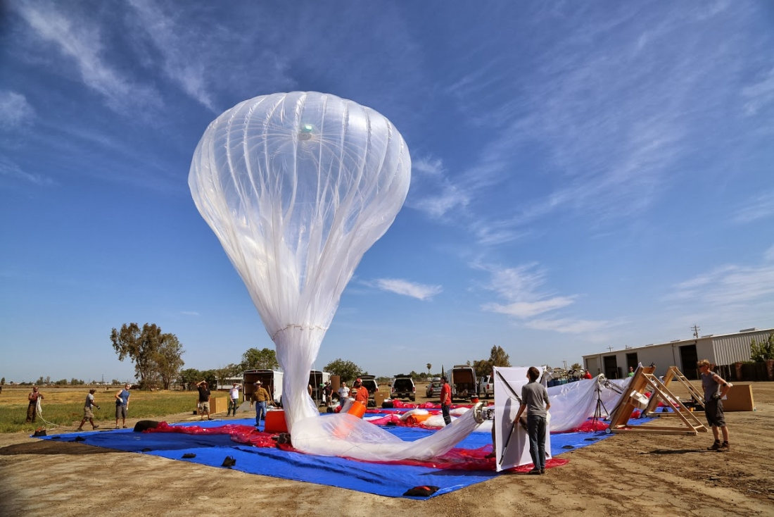 google, internet, larry page, sergey brin, project loon, balloon