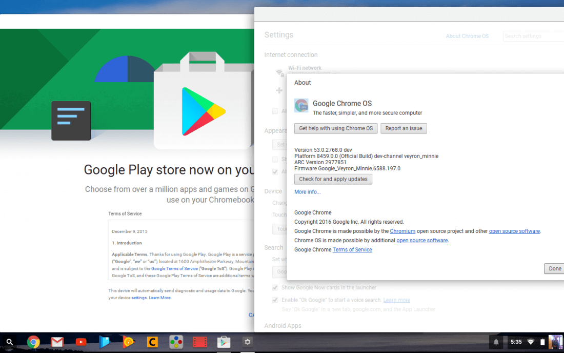 android, asus, chrome os, chromebook, play store