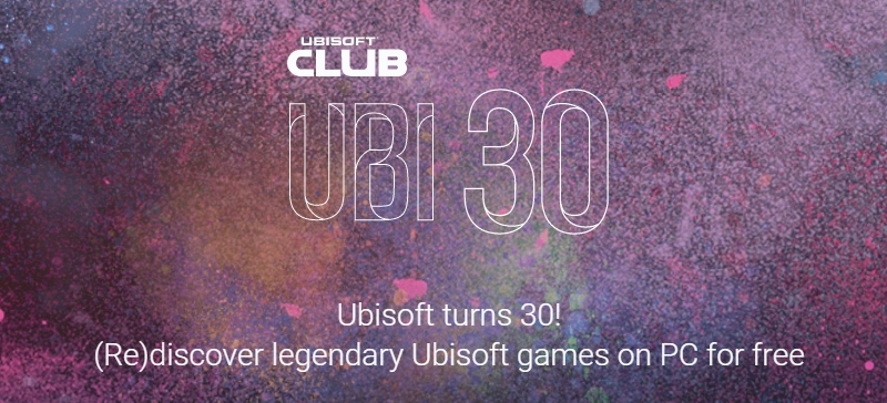 free, happy birthday, ubisoft, gaming, e3, uplay, free game, e3 2016, prince of persia, prince of persia sands of time, sands of time