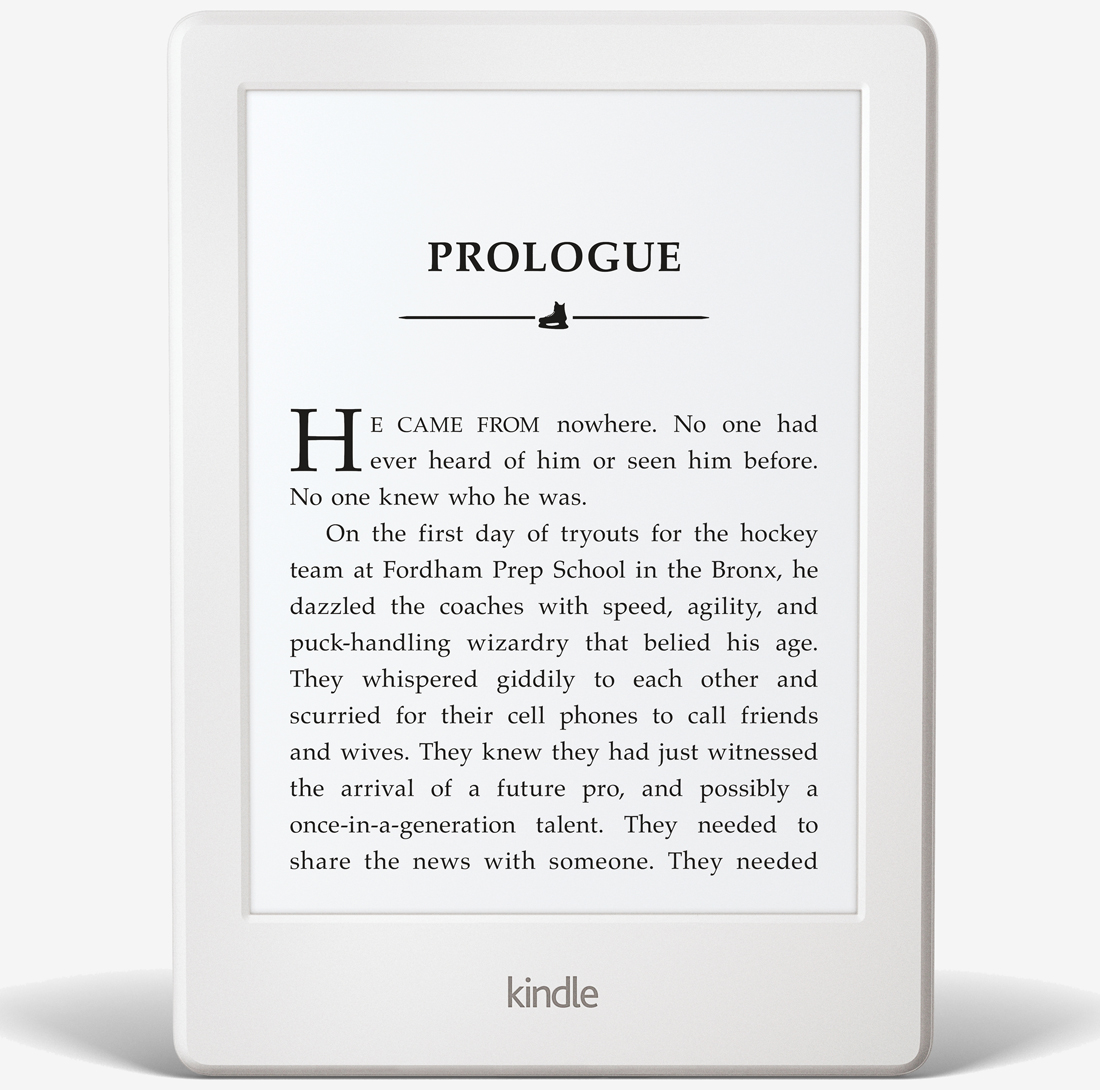amazon, kindle, tablet, ereader, e-reader, bluetooth, books, kindle paperwhite