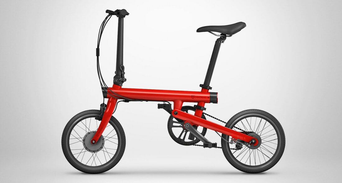 china, xiaomi, electric bicycle, mi qicycle, qicycle, bikes, bike, bicycle, electric-powered bike