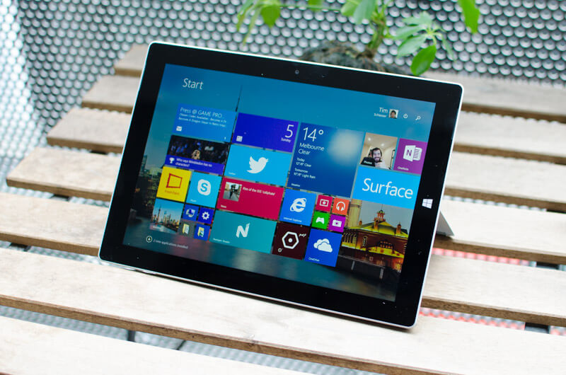 rumor, tablet, windows 10, surface 3