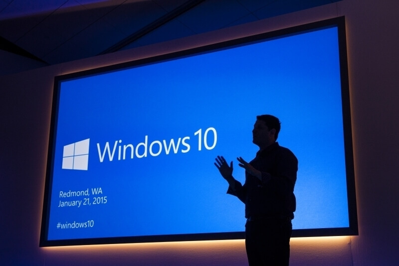 microsoft, windows 10, terry myerson, windows 10 upgrade