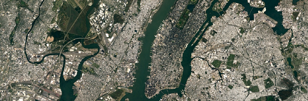 Google Infuses Earth And Maps Apps With Super Sharp Satellite - The best satellite maps