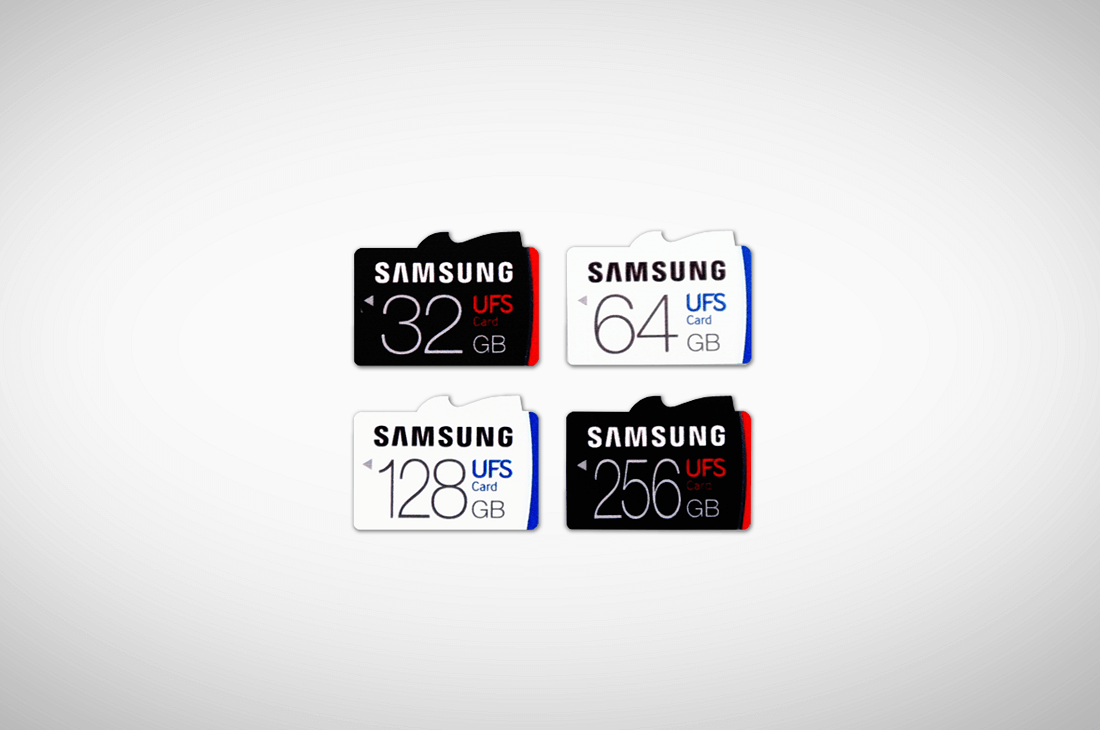 samsung, universal flash storage