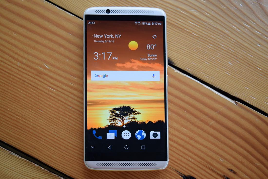 android, smartphone, unlocked, zte, pre-order, vr, daydream, axon 7, zte axon 7, google daydream