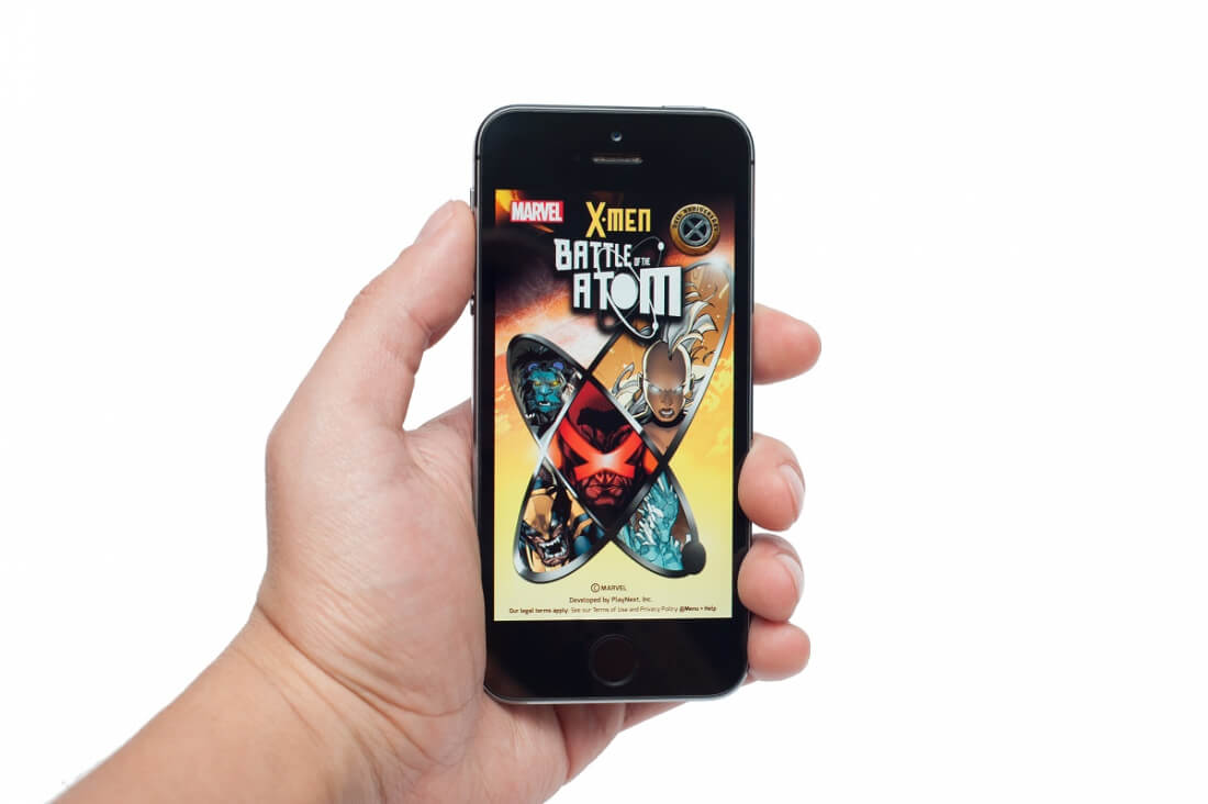 android, marvel, machine learning, image identify, comics, google play books, dc