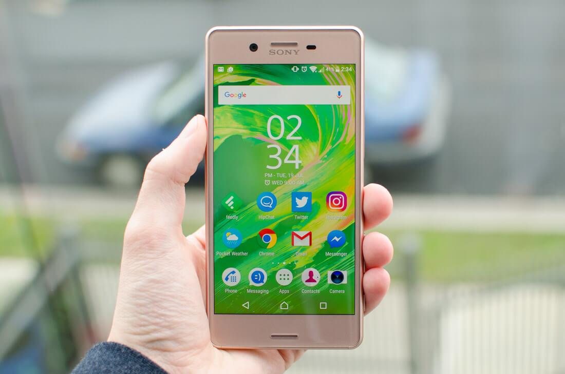 sony, android, smartphone, xperia, xperia x, xperia x performance