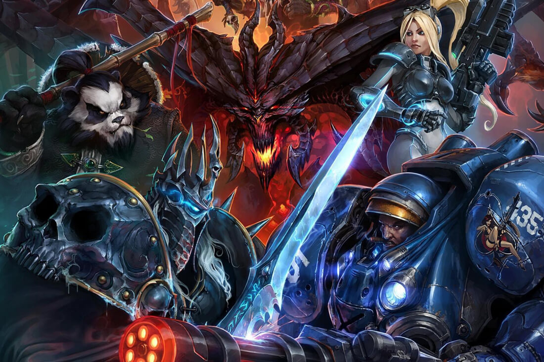 blizzard, trolls, harassement, heroes of the storm, toxic behavior, threats, online threats