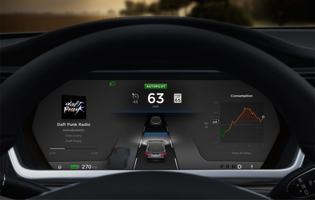 tesla, autonomous cars, elon musk, self-driving cars, autopilot, mobileye