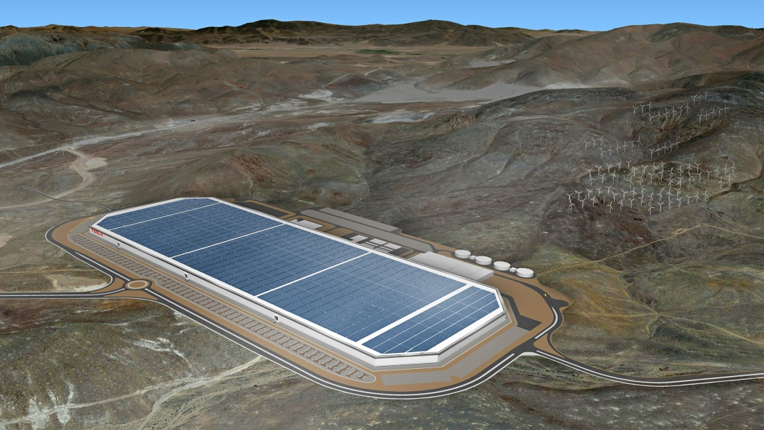 tesla, batteries, elon musk, gigafactory, model 3