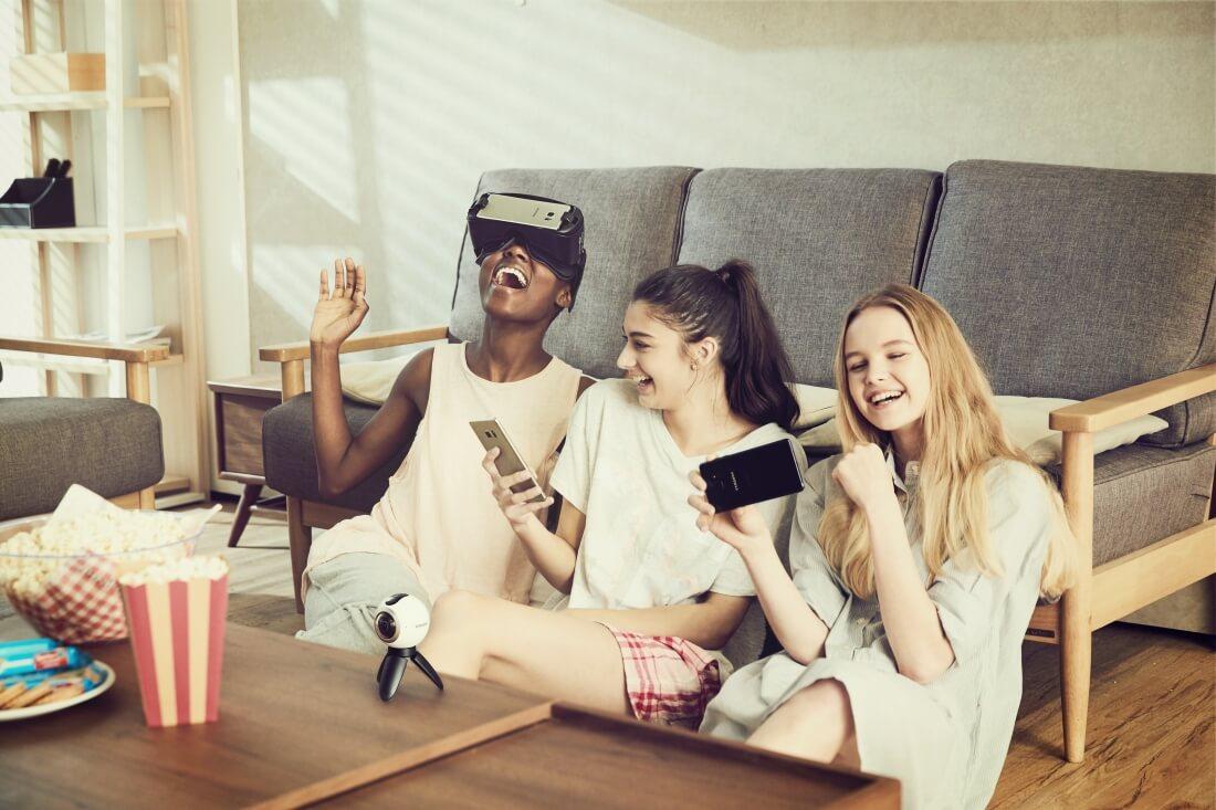 samsung, smartphone, handset, vr, phone, vr headset, gear vr, samsung gear vr, galaxy note 7, note 7, virtual reailty