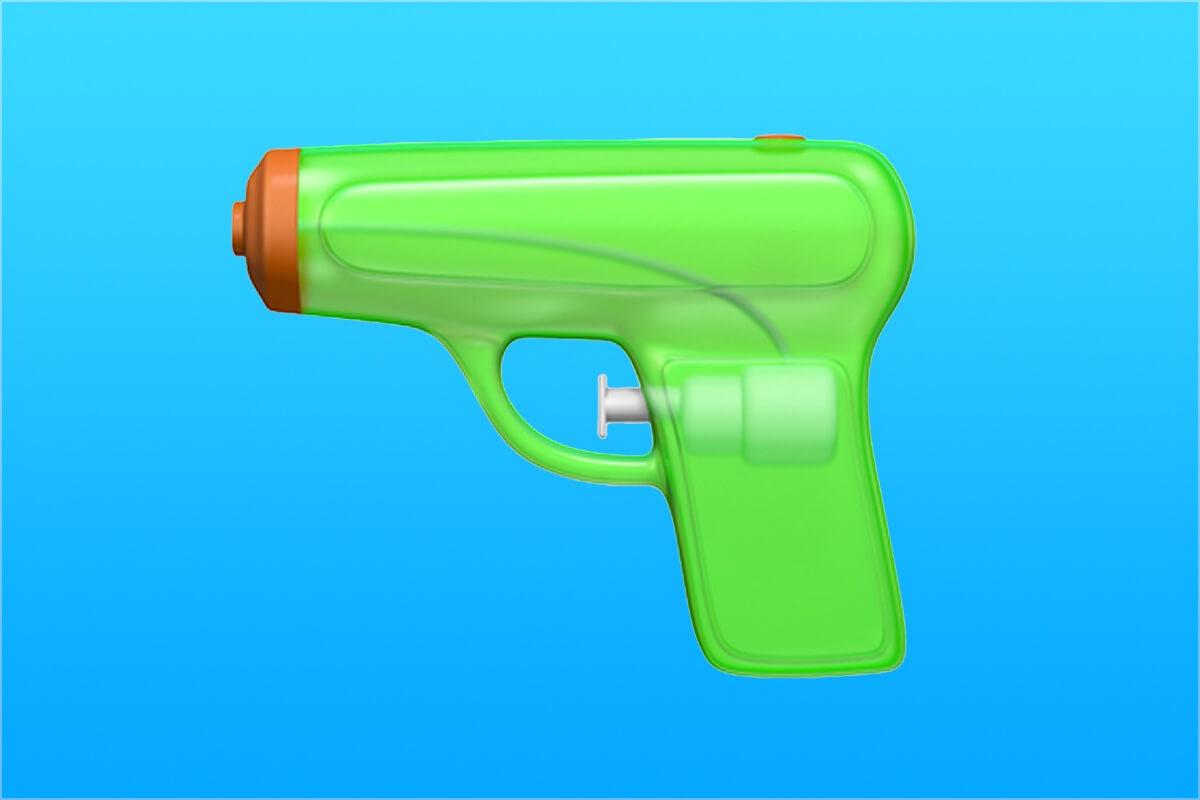 emoji, ios 10, unicode consortium, gun emoji, gun crime, water pistol, diverse emoji, disarmtheiphone