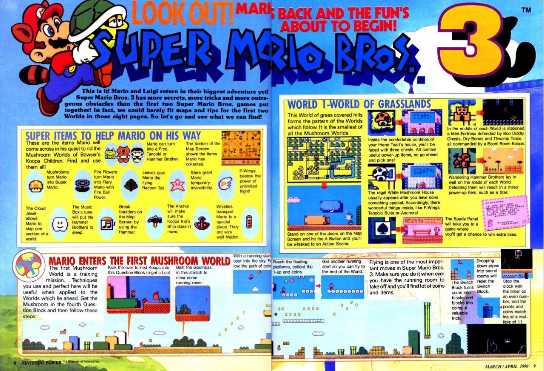 free, nintendo, gaming, nostalgia, internet archive, magazine, nintendo power, nintendo power magazine