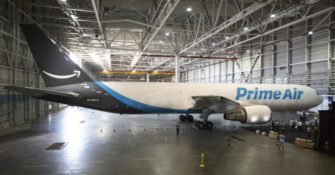 amazon, amazon prime, fedex, ups, jeff bezos, airplanes, deliveries