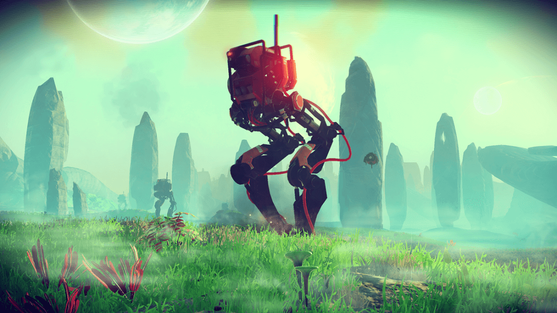 updates, release date, delay, hello games, no mans sky, geforce gtx 1080, sean murray, day-one patch, pc version, server wipe