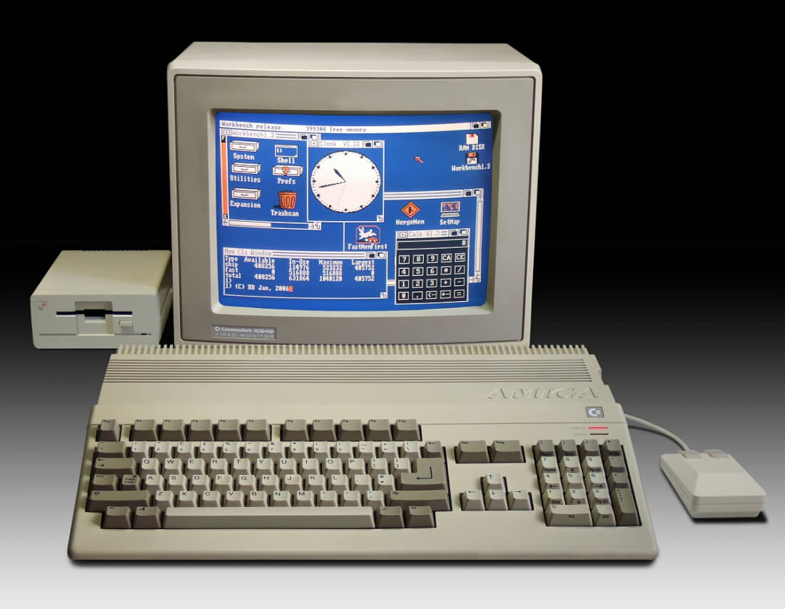 commodore, retro, emulator, emulation, internet archive, amiga