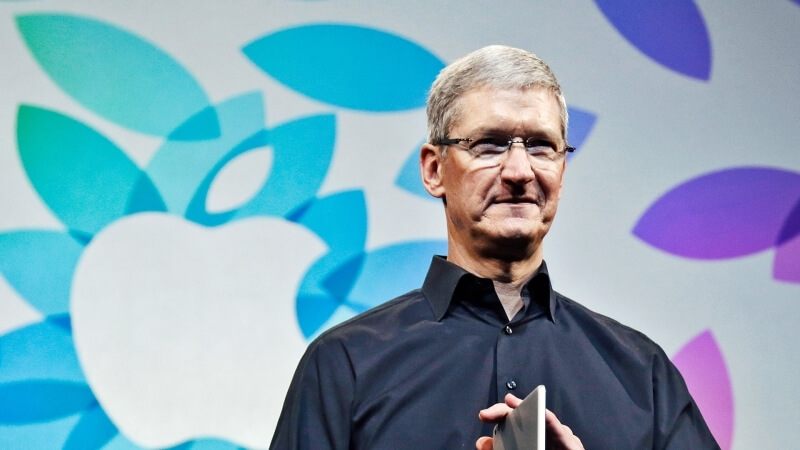 interview, tim cook, washington post, augmented reality