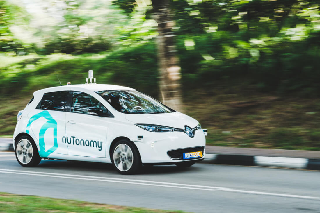 autonomous cars, singapore, uber, self-driving cars, nutonomy