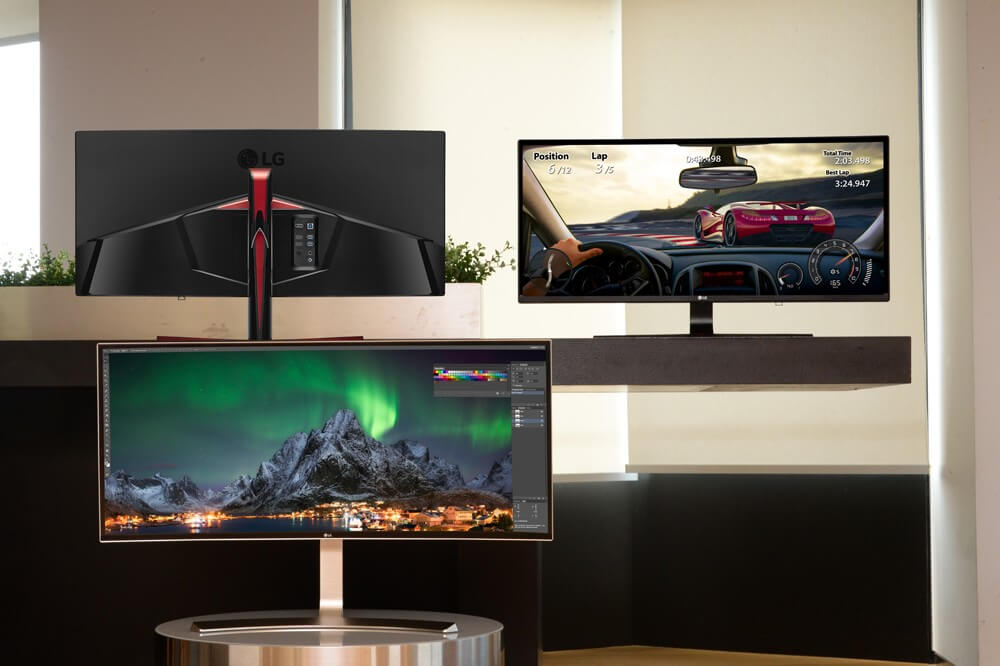 ips, lg, monitor, ultrawide monitor, freesync, gaming monitor, 144hz, ifa 2016, 219, 38-inch monitor