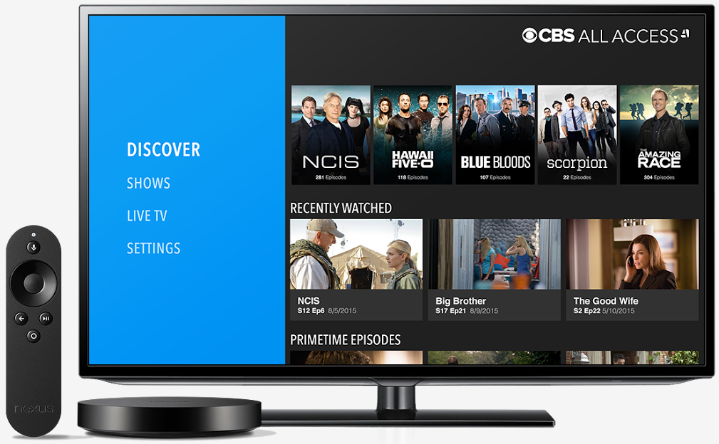 ads, streaming, cbs, commercials, premium, all access, ott, ad-free