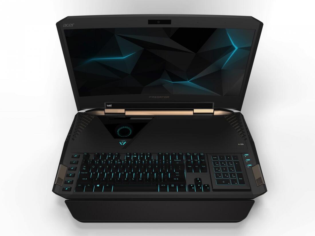 acer, predator, laptop, ifa 2016
