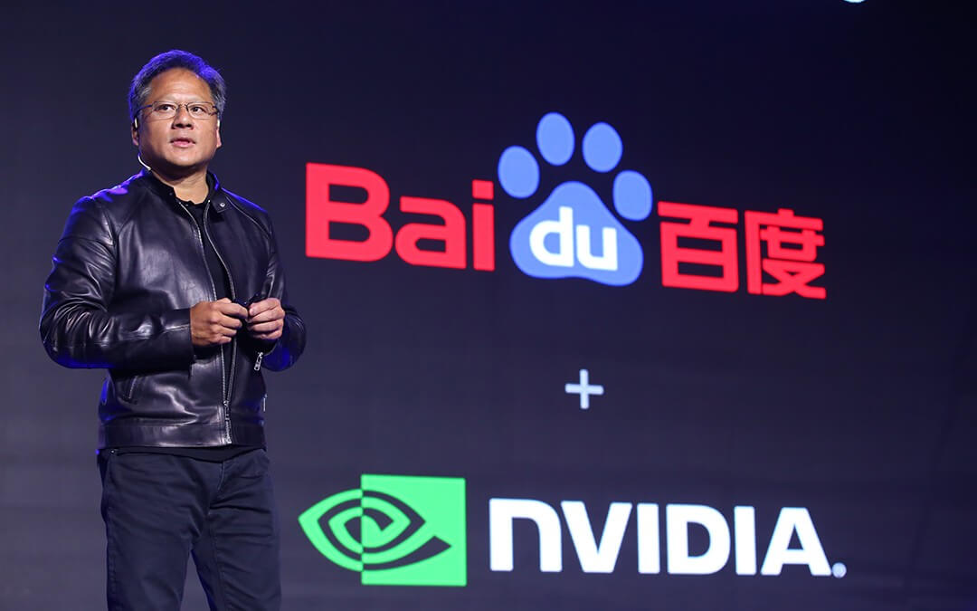 nvidia, baidu, self driving car, drive px2