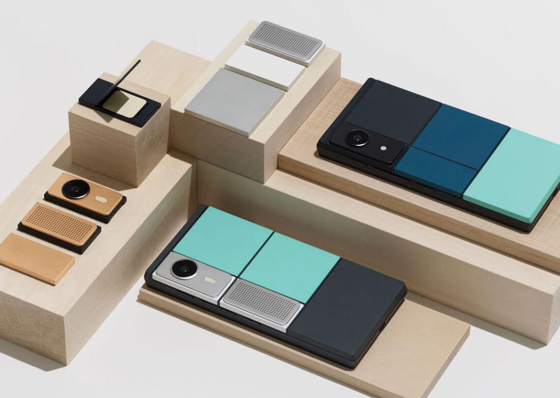 smartphone, modular, project ara