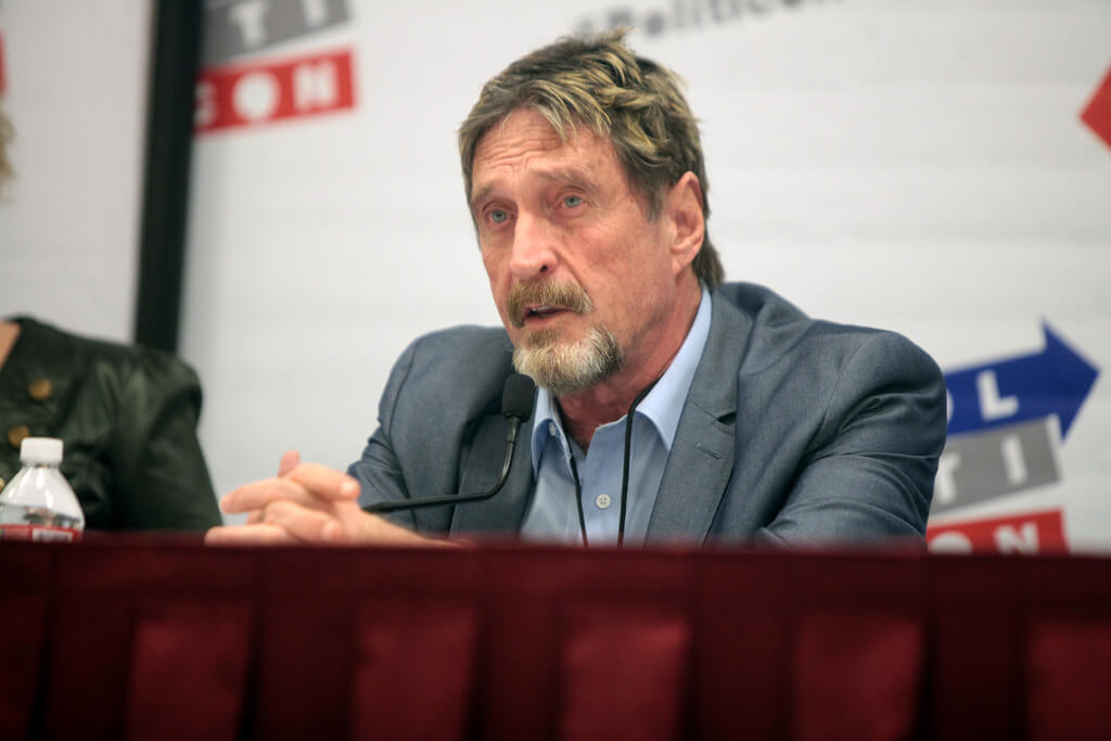 intel, john mcafee, intel security, court case, trademark dispute, mcafee anti-virus