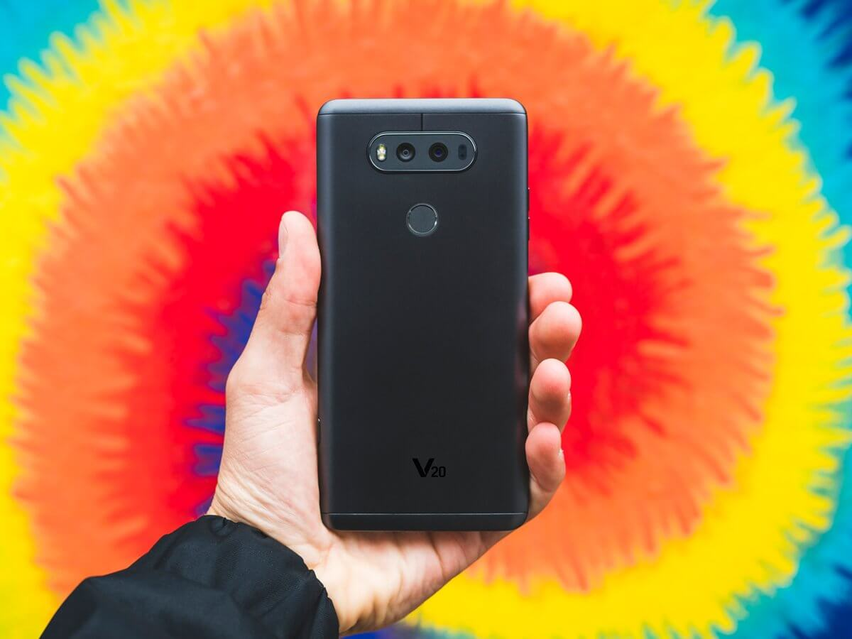 android, smartphone, lg, android nougat, lg v20