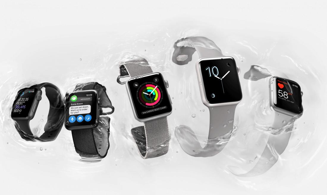 smartwatch, apple watch, watchos, apple watch 2, apple watch series 2