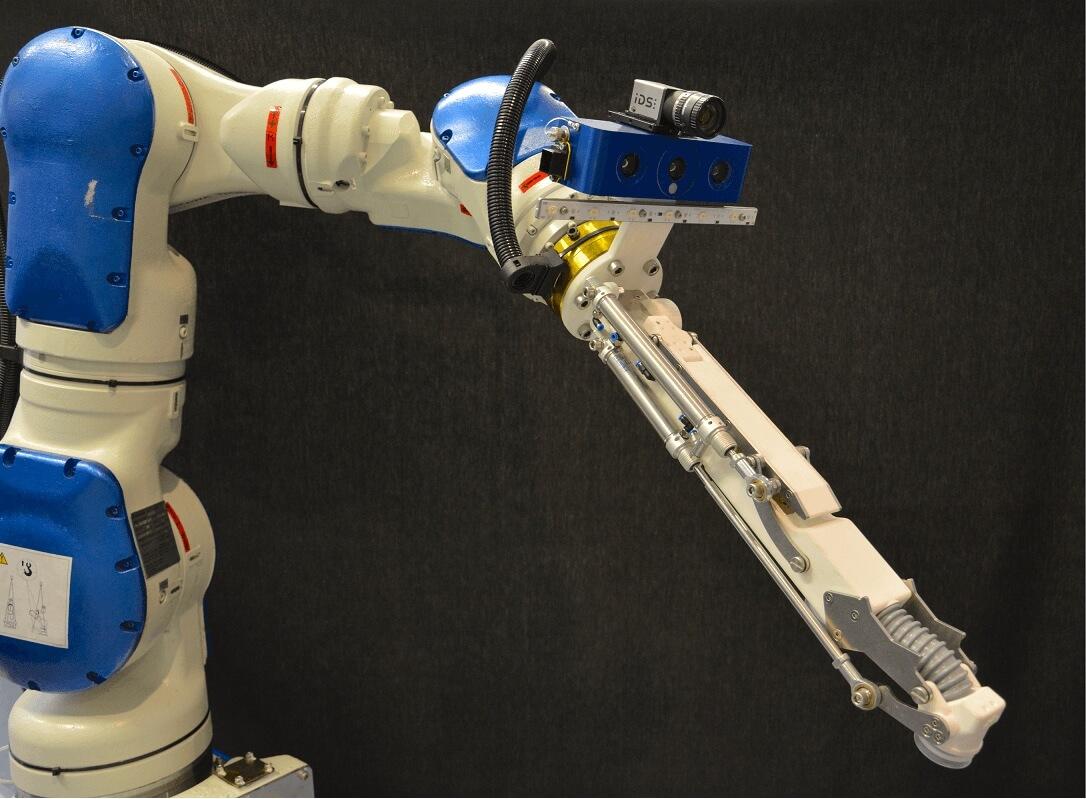 amazon, robot, robotics, robot arm, team delft, robot picking challenge, delft robotics, automated warehouse machines