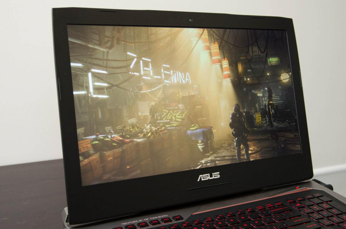 review, asus, hardware, pc gaming, gaming laptop, asus rog, geforce gtx 1070, asus rog g752vs