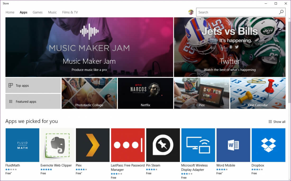 windows store, windows 10, playable ads, instant apps