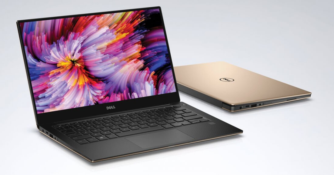 dell, xps, laptop, xps 13, kaby lake