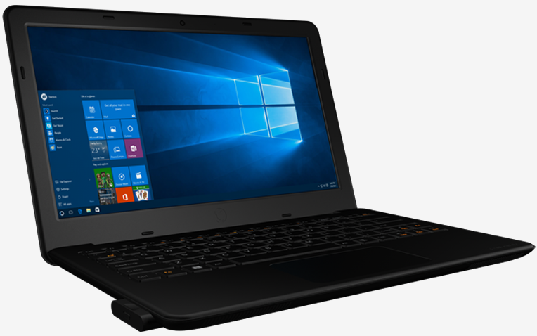 laptop, pc, kangaroo, infocus kangaroo, infocus, kangaroo notebook, modular notebook