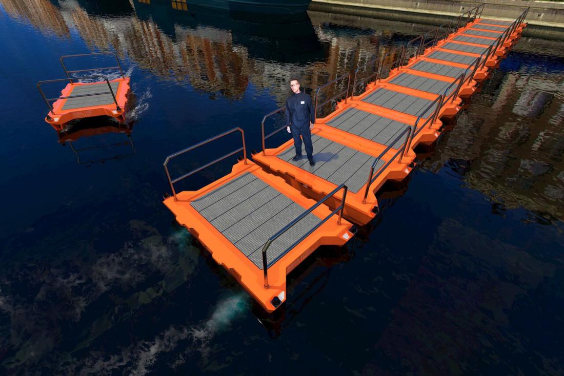 amsterdam, boats, autonomous boats, self driving boats, roboat