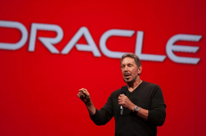 amazon, oracle, amazon web services, cloud computing, larry ellison, oracle openworld 2016