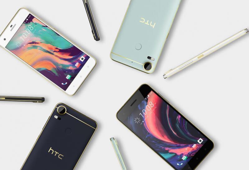 htc, smartphone, phone, desire 10 pro