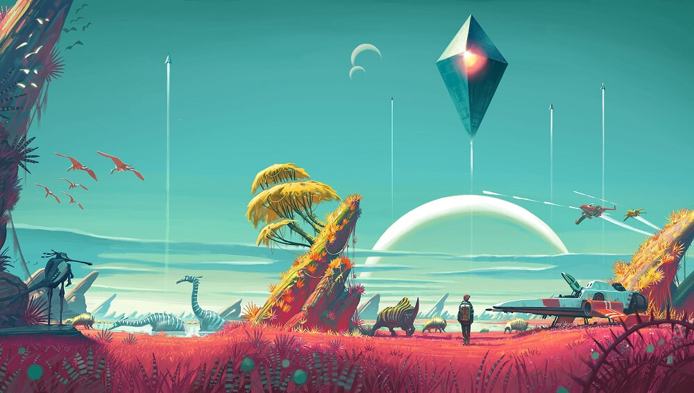 steam, hello games, no mans sky, sean murray