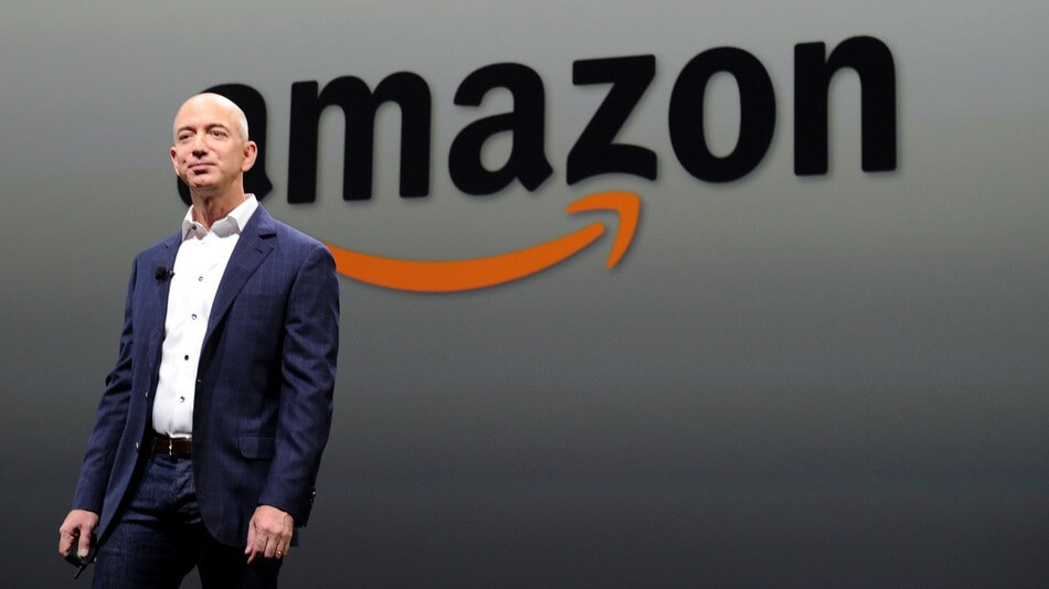 amazon, milestone, stock, jeff bezos, shares, online retail