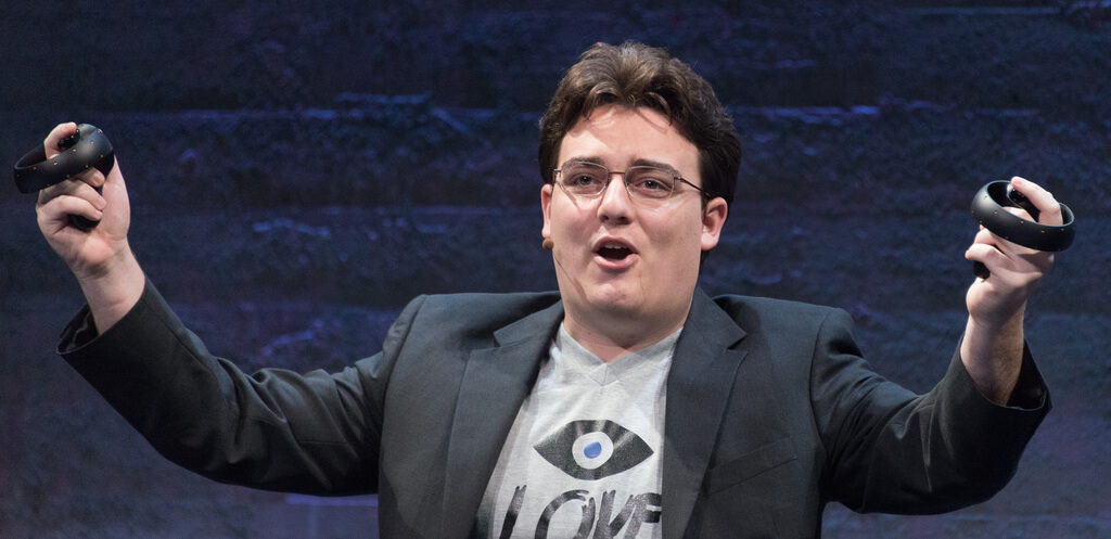 facebook, politics, vr, oculus, memes, palmer luckey, donald trump