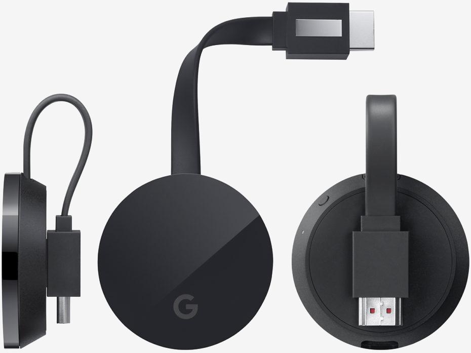 google, roku, 4k, chromecast, media streamer, chromecast ultra, streaming dongle