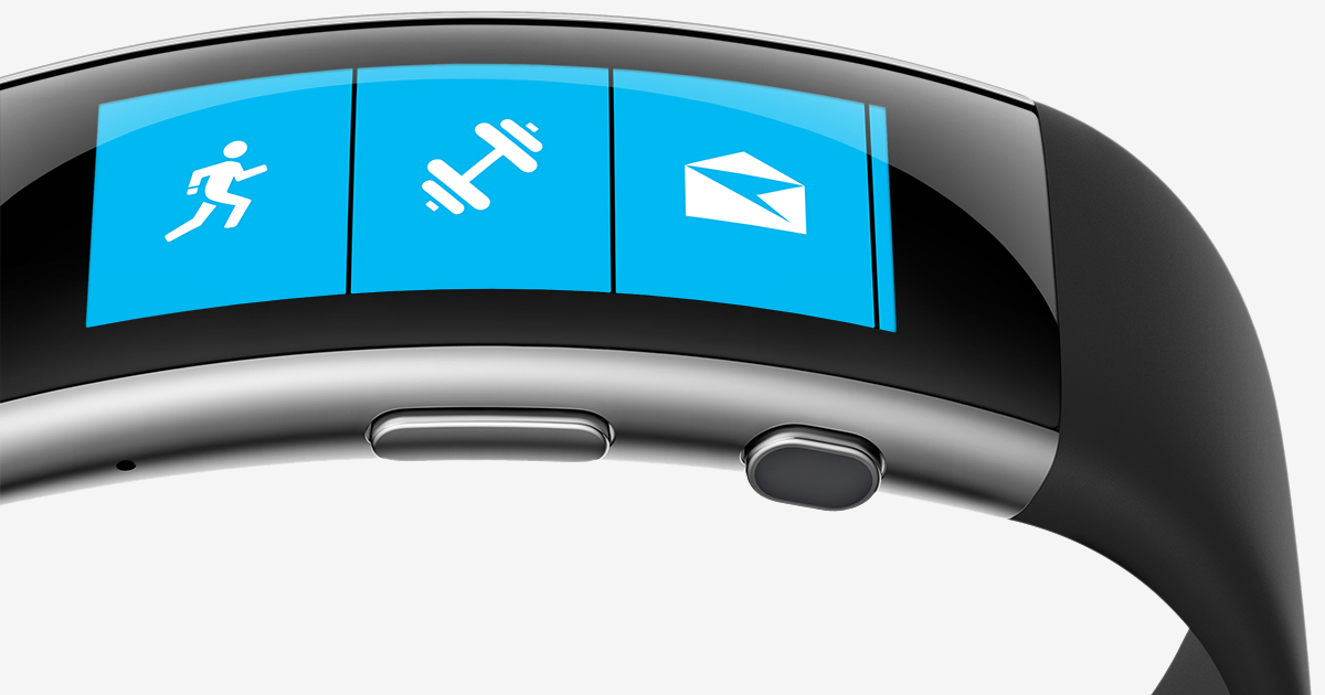 microsoft, smartwatch, fitness tracker, wearable, smartband, band, band 2