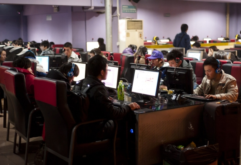 china, online gaming, internet addiction, china ban, online gaming addiction, internet rehabilitation centers