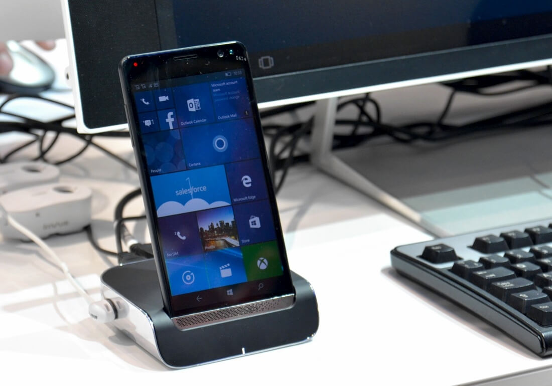 Hp S 3 In 1 Windows 10 Mobile Smartphone The Elite X3 Is