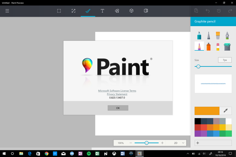 Microsoft 39 S New Version Of Paint May Debut At Surface Aio