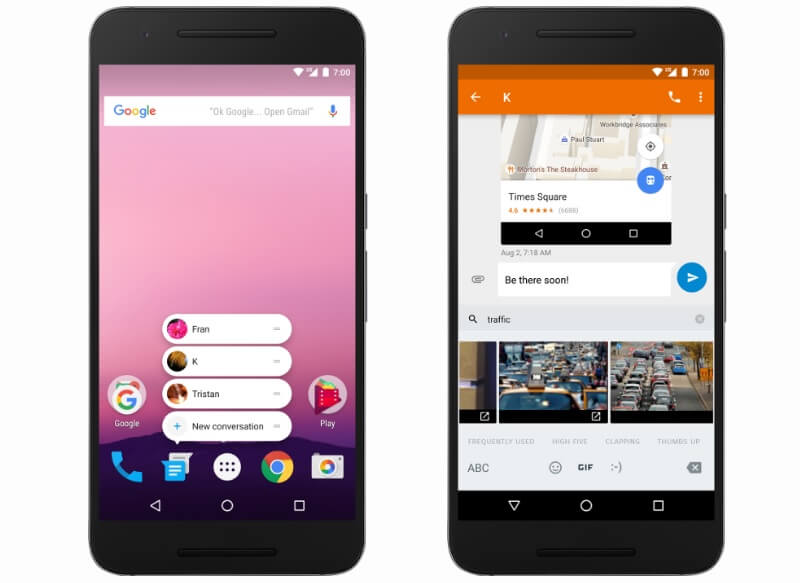 google, android, nougat, android 7.1, developer preview