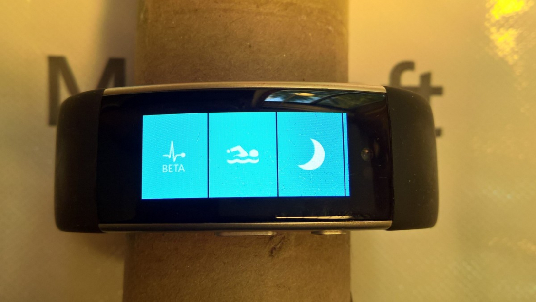 microsoft, smartwatch, fitness tracker, wearable, band